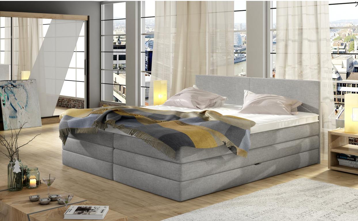 łóżko Kontynentalne Emma 160 Wyprzedaż Ekspozycji